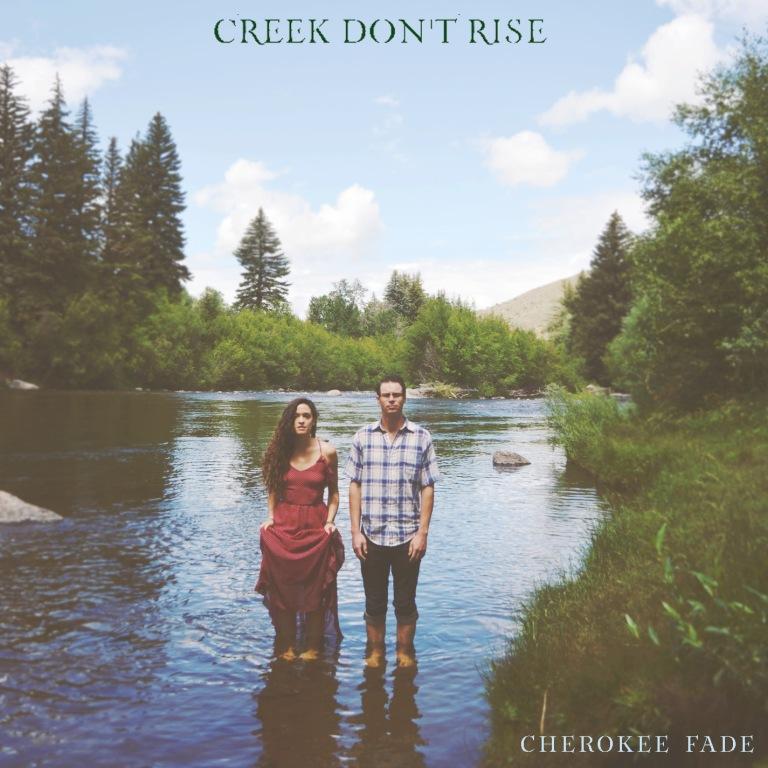 CHEROKKEFADE. cover